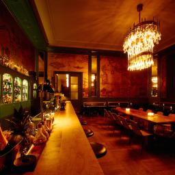 Die goldene Bar